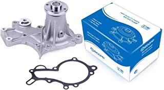 ECCPP Engine Water Pump 42284 fits for 1989-1997 GEO TRACKER 1.6L 8V 16V