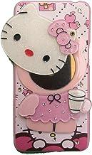 ANVIKA Mirror Hello Kitty Mobile Girl Case Cover for Oppo A37 / Oppo A37F (Multi Color)
