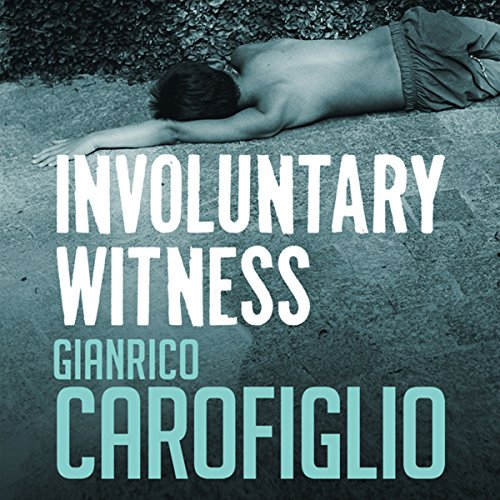 Involuntary Witness audiobook cover art