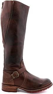 BED STU Women's Glaye Boot, Teak Rustic, 7 M US