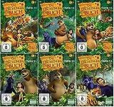 Das Dschungelbuch Staffel 2.1-3.3 (2.1+2.2+2.3+3.1+3.2+3.3) Ep. 53-156 [DVD Set]
