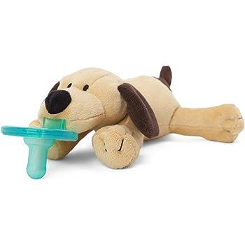 WubbaNub Brown Puppy Pacifier