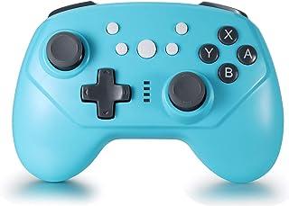 スイッチ コントローラー任天堂switch switch lite 対応 switch コントローラー Bluetooth接続 スイッチ TURBO連射 振動機能付き無線 switch プロコントローラー 六軸ジャイロセンサー搭載 小型 コントローラー