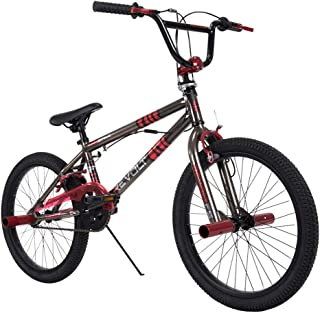 Huffy Kids Bikes 16 & 20 inch with Streamers and BMX Pegs