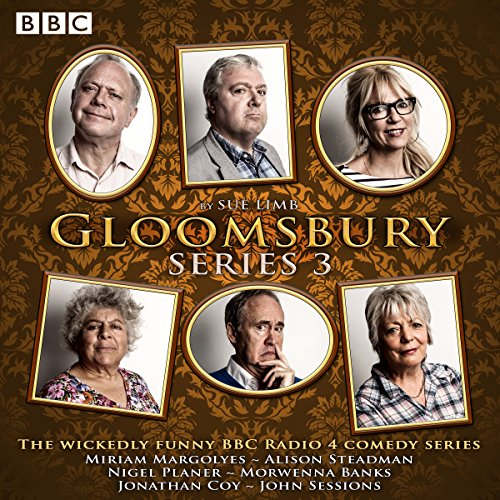 Couverture de Gloomsbury: Series 3