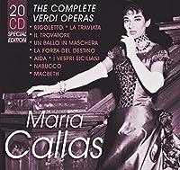 Maria Callas - The Complete Verdi Operas (20CD)