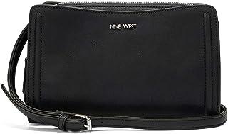Nine West Crossbody Bag for Women - Black
