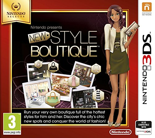 New Style Boutique Nintendo Selects 3DS
