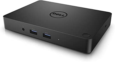 Dell WD15 Monitor Dock 4K with 180W Adapter, USB-C, (3DR1K, 03DR1K, 450-AEUO, 7FJ4J, 4W2HW) (Renewed)