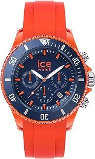 Ice-Watch - ICE chrono - Montre chorno pour homme avec bracelet en silicone (Extra-Large - 48mm)