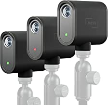 Mevo Start 3-Pack Wireless Live Streaming Cameras, for Multi-Camera HD Video, App Control and Stream via Smartphone or Wi-Fi