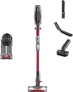 Shark IONFlex DuoClean Cordless Lightweight Vacuum, Red (Renewed)