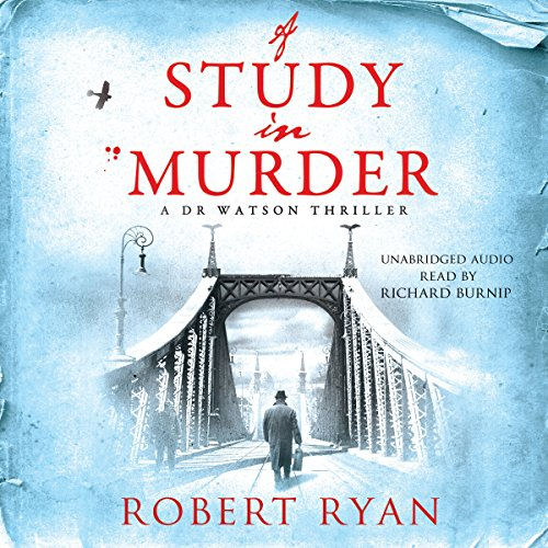 A Study in Murder audiobook cover art
