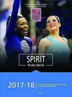 2017-18 NFHS Spirit Rules Book