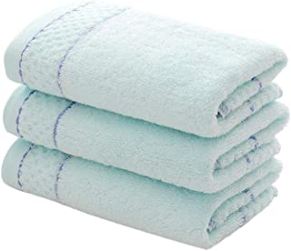 melysUS Soft Solid Microfiber Super Absorbent Bath Towel Beach Activity Towel Bath Sheets