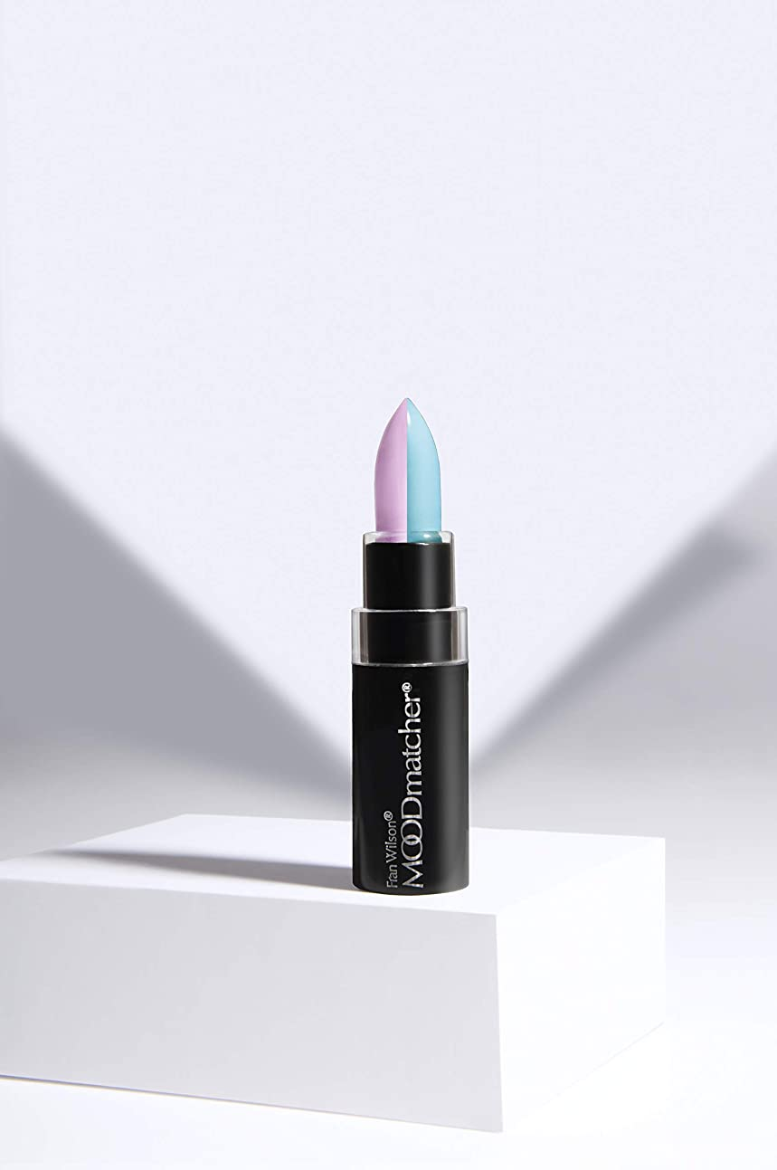 広告主衰えるベイビーFran Wilson MOODMATCHER Split Stick Lip Color Lavender/Light Blue (並行輸入品)