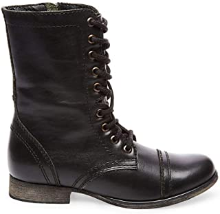 Best black combat boots steve madden Reviews
