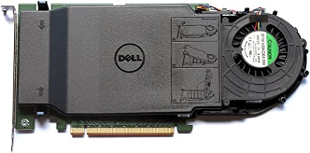 Dell Ultra-Speed Drive Quad NVMe M.2 PCIe x16 Card (Adapter Only)