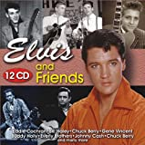 Coffret 12 CD Elvis and Friends