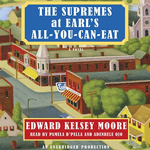The Supremes at Earl's All-You-Can-Eat audiobook cover art