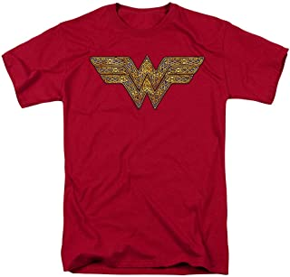 Popfunk Wonder Woman Celtic Logo T Shirt & Stickers
