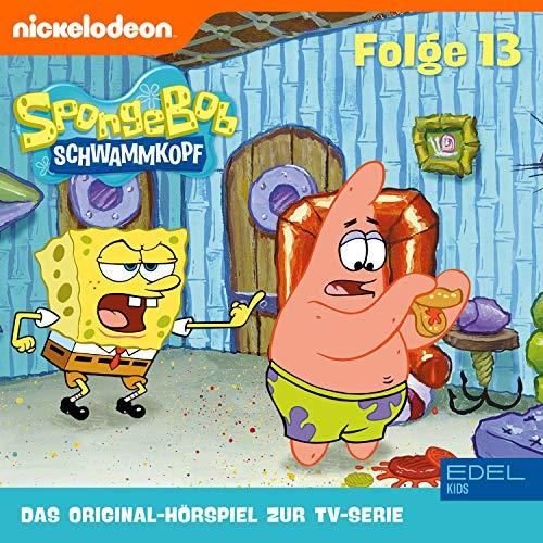 SpongeBob Schwammkopf 13. Das Original-Hörspiel zur TV-Serie Titelbild