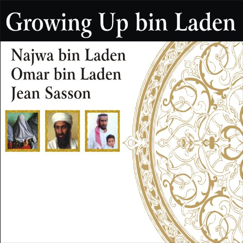 Growing Up bin Laden audiobook cover art