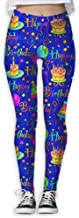 birthday cake leggings