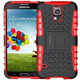 Samsung Galaxy S5 Case,ALDHOFA Dual Layer Heavy Duty Phone