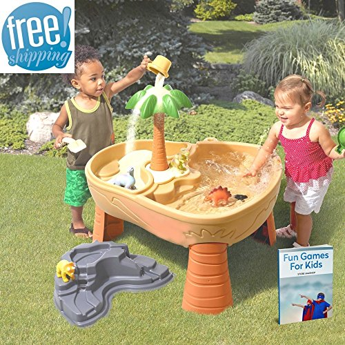Water Activity Table For Toddlers Preschool Water Play Table Garden Sandpit Outdoor Activity Table Interactive Games Outward Playfort Water Toys For Beach Playful Child Backyard And eBook By NAKSHOP