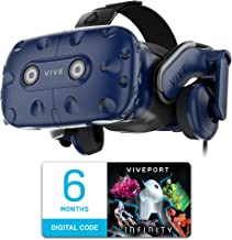HTC VIVE Pro Virtual Reality Headset Only
