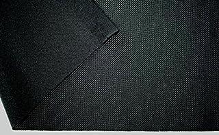 スピーカー(音響)張替用布(生地) ジャージィークロス(スピーカーネット) B-1111(ブラック) 生地巾190cmX1m単位 カット販売