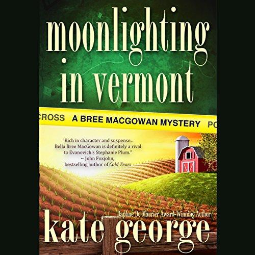Moonlighting in Vermont audiobook cover art