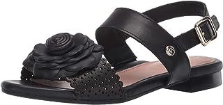 Taryn Rose Women's Ankle-Strap Flat Sandal