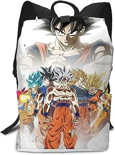 Dragon Ball Casual Backpack Daypack Laptop Bag School Bag BookBag