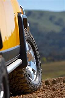 ARB 4420100 Side Rail and Integrated Step