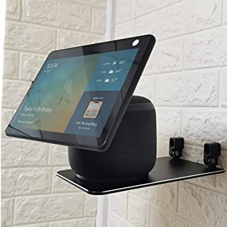Wall Mount Stand Made for Amazon Echo Show 10 (3rd Gen) and Echo Studio | Aluminum Stand for Alexa Echo Show 10 3rd Gen Ch...