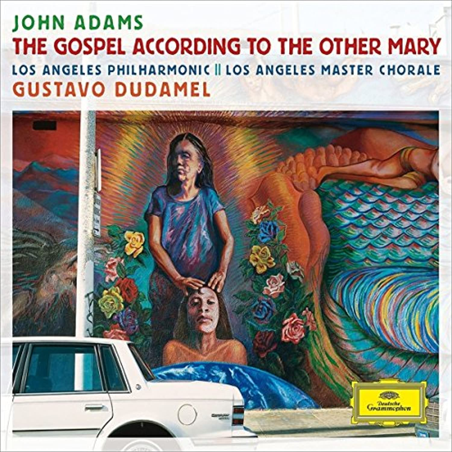 ADAMS J. The Gospel According To The Other Mary Symphonic Music dxqggn8057707