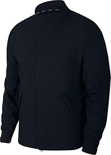 Nike 932265 Sweat-Shirt de Sport Homme, Noir (noir 011), petit