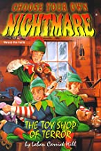 The Toy Shop of Terror (Choose Your Own Nightmare) (Book 18)