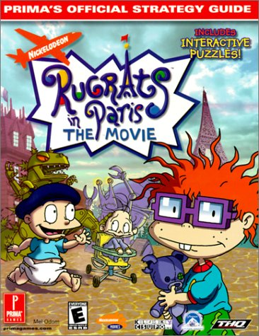 Rugrats in Paris the Movie: Prima's Official Strategy Guide