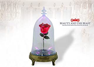 beauty and the beast speaker rose