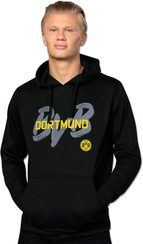 Borussia Dortmund Unisex Hoodie Bvb-kollektion Hooded Sweatshirt