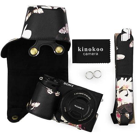 Kinokoo Schutzhülle Für Sony A6400 A6100 Und 16 50 Mm Kamera