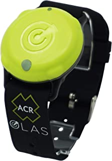 ACR OLAS Tag Man Overboeard Location Alert System - Wearable Crew Tracker (2980/2981) (1 Crew Tag)