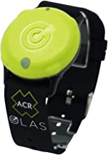 acr OLAS Wearable Mob Crew Tag - 4-Pack, Green,Black