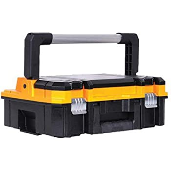 DeWALT DWST17808 Caja de herramientas Metal, De plástico caja de herramientas - Cajas de herramientas (Caja de herramientas, Metal, De plástico, 333 mm, 440 mm, 183 mm, 2,29 kg): Amazon.es: Bricolaje y herramientas