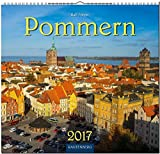 POMMERN - Original Rautenberg-Stürtz-Kalender 2017 - Mittelformat-Kalender 33 x 31 cm