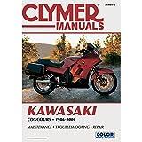 Kawasaki Zg1000 Concours 1986 2006 Clymer Manuals Motorcycle Repair [Paper...