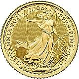 1/10 Unze Feingold Münze Britannia Goldmünze